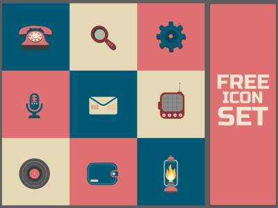 Icon set vector webdesign web  design desigh website illustrator photoshop figma