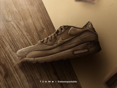 Nike - digital artwork