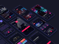 Motogo App Design