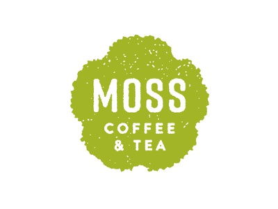 Moss Coffee & Tea tea coffee moss logo