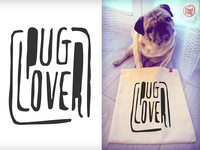 Pug Lover // Design for Pugs & Cats