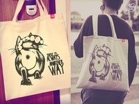 There is always another way // Design for Pugs & Cats