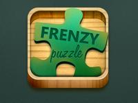 Frenzy puzzle windows mobile icon game design