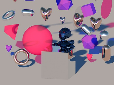 Another Planet motion moving image 3d animation