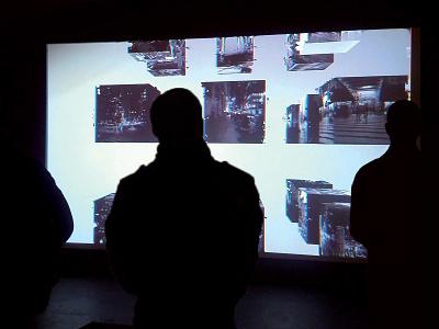 NYC VLOG 3d digital moving image motion