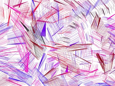 Lines art digital generativeart coding creative openframeworks
