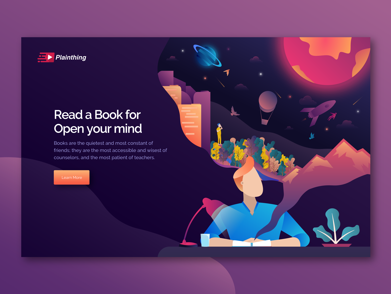 Readbook website