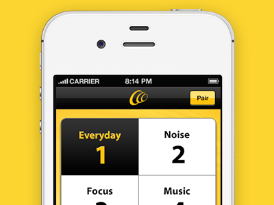 Cochlear app concept