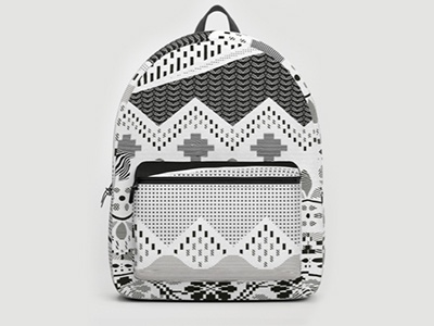 Layers of culture bag on society6