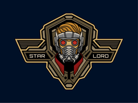 Star-Lord Badge