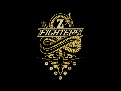 Z Fighters Badge