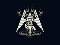 St. Michael Badge