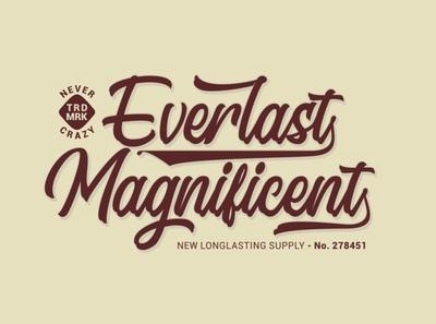 Everlast Magnificent Logotype