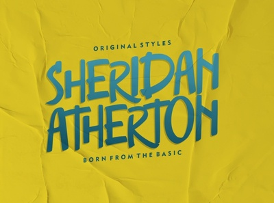 Sheridan Atherton Logo