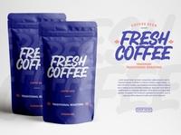 Fresh Coffee Packaging
