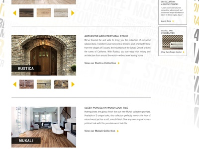 Imperial Wholesale webpage ux user-experience ui landing-page digital