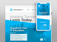 Knowledge net Mockup