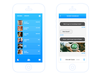 Daily UI - Direct Messaging #013