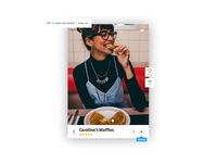 Daily UI - Social Sharing #010