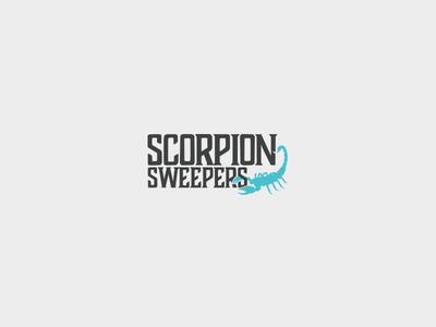 Scorpion Sweepers - Logo