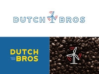 Dutch Bros logo evolution