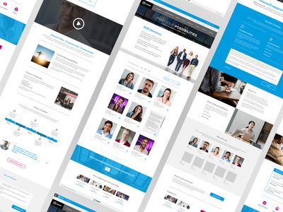 UX/UI Audit and redesign for Abbott