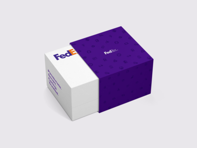FedEx Box Design