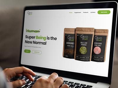 website mockup ui branding website webdesign bootstrap