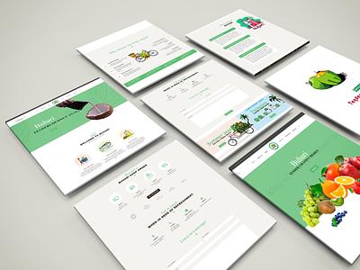 website mockup presentation webdesign mockup website bootstrap