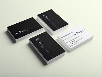 Business card Mockup package design typography vector logo illustration business card business branding design mockup