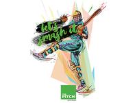 Poster- 3 ( Cricket )