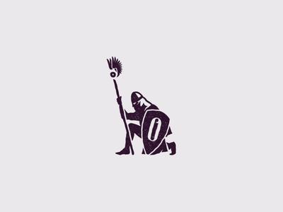 Caduceus, The Kneeling Knight