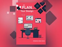 Book Cover - plan - Concept