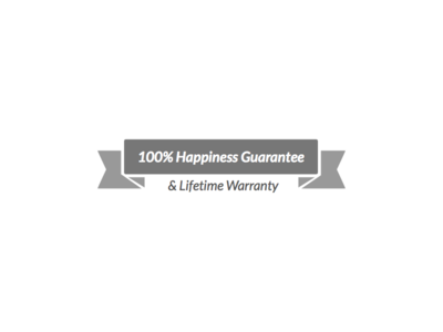Happiness Guarantee