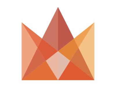 OrderVIP Logo Mark luxury royalty crown logo mark logo mark