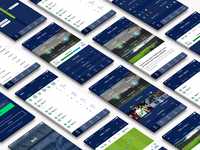 Jacob mcdaniel screens soccer app live game