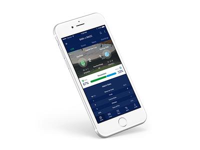 Soccer/Football App football sports soccer mobile app ios