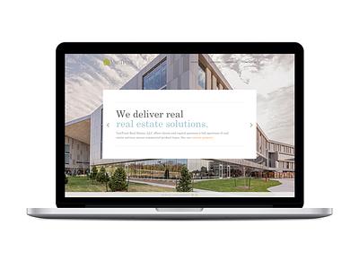 VanTrust Real Estate Responsive Website real estate website responsive