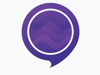 Fluid Chat Logo