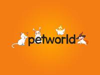 Petworld Brand Identity