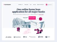 Bondspark Website v2