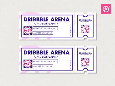 Invitation entry arena ticket shot invitation invite