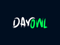 Day Owl - Typeography