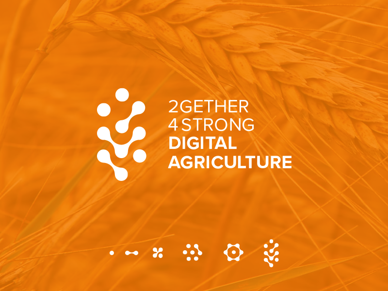 Digital Agriculture Logo Design by Angelina on Dribbble