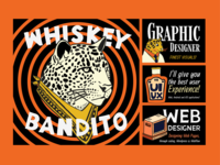Whiskey Bandito Poster #01