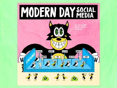 Modern Days #04: Social Media