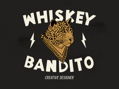 Whiskey Bandito Version 2