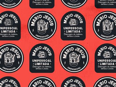 Badges Mário Jesus Unipessoal