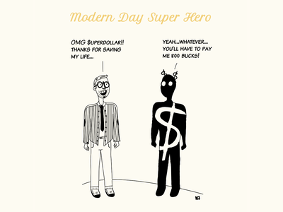 Modern Days: Superhero