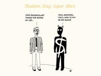 Modern Days: Superhero